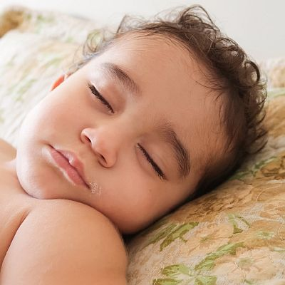 Child sleep issues resolved with the heart of sleep
