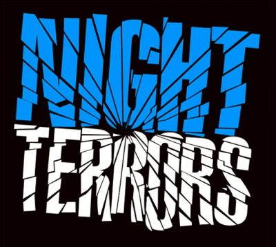 Night terrors are not the same as nightmares
